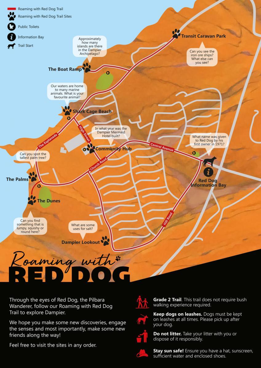 Red Dog Trail | City of Karratha