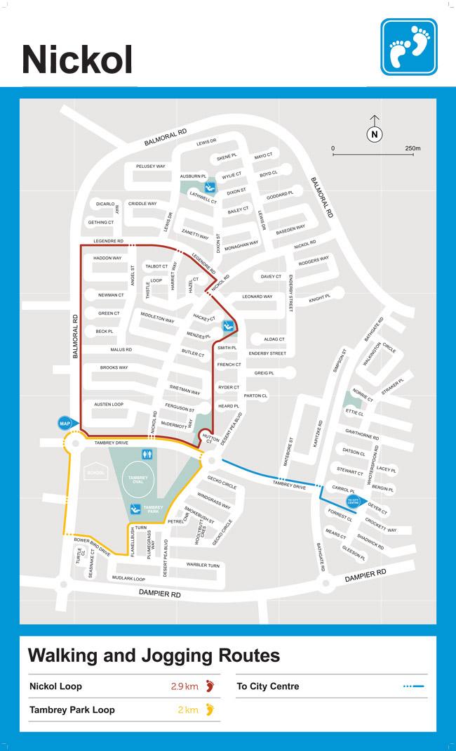 Neighbourhood Walks and Bike Rides | City of Karratha