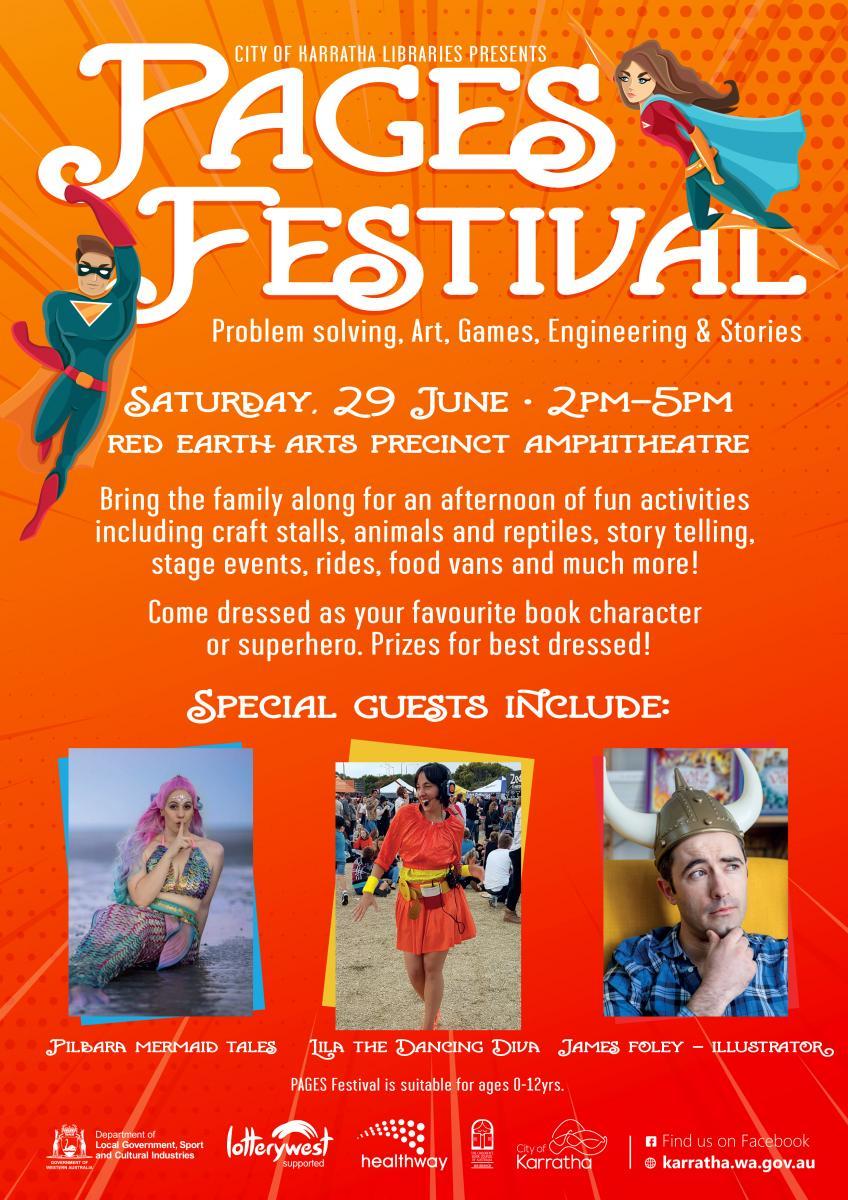 PAGES Festival | City of Karratha